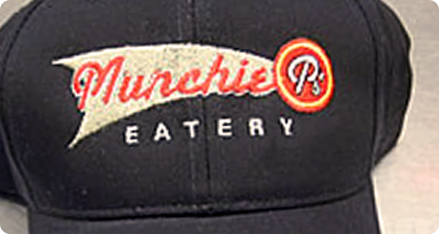 Munchie P's Merchandise